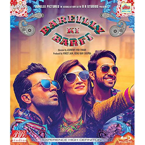Bareilly Ki Barfi - 2017 (Hindi Blu-ray)