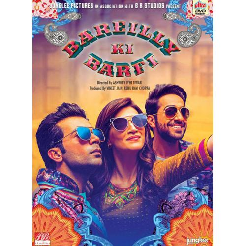 Bareilly Ki Barfi - 2017 DVD