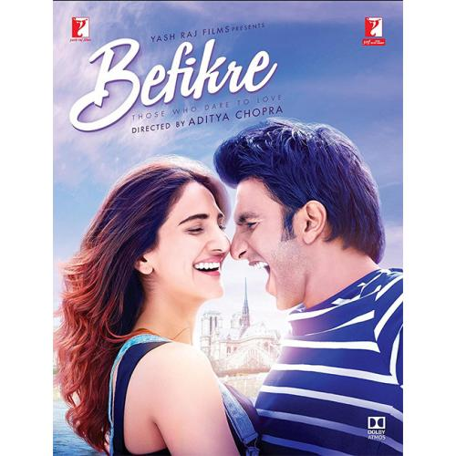 Befikre - 2016 (Hindi Blu-ray)