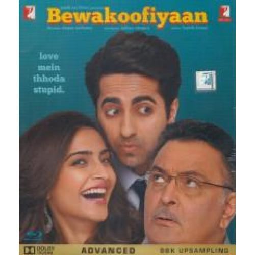 Bewakoofiyaan - 2014 (Hindi Blu-ray)