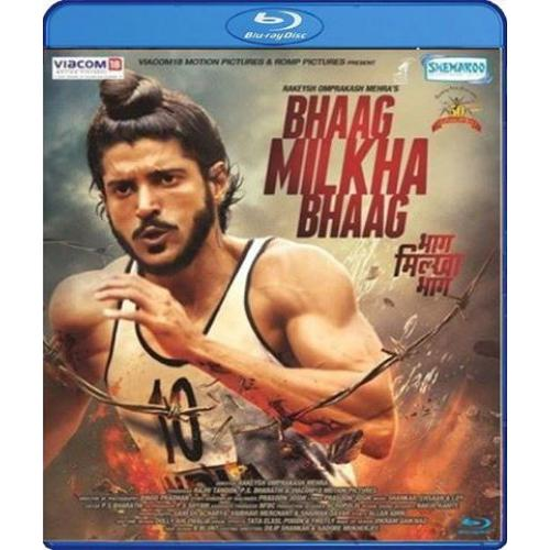 Bhaag Milka Bhaag - 2013 (Hindi Blu-ray)