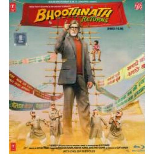 Bhoothnath Returns - 2014 (Hindi Blu-ray)