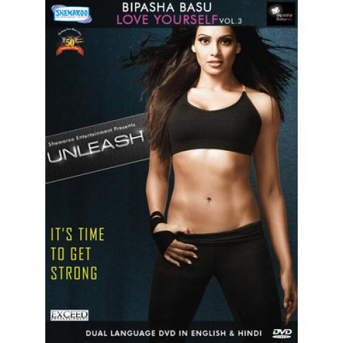 Bipasha Basu - Love Yourself (Unleash) Yoga DVD