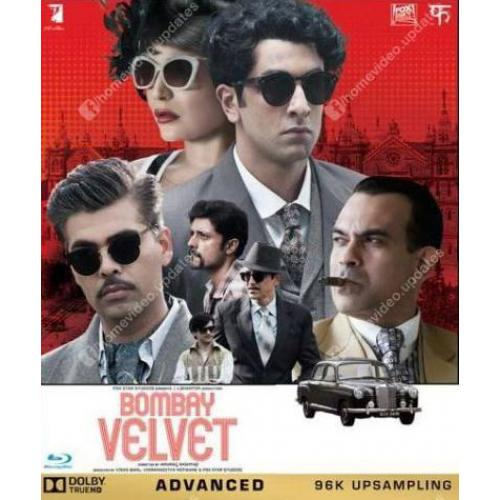 Bombay Velvet - 2015 (Hindi Blu-ray)