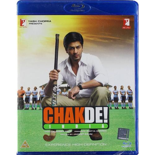 Chak De! India - 2007 (Hindi Blu-ray)