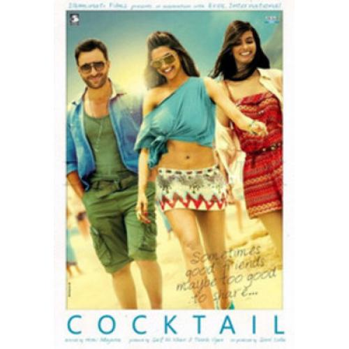 Cocktail - 2012 (Hindi Blu-ray)