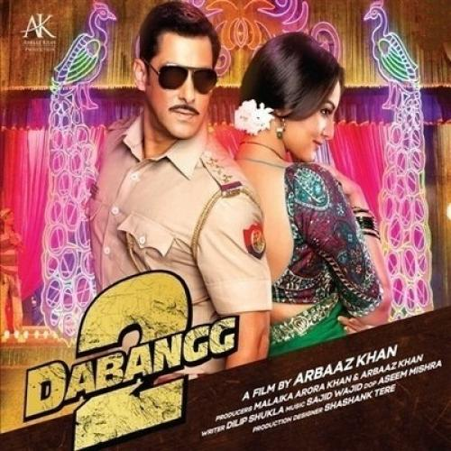 Dabangg 2 - 2012 (Hindi Blu-ray)