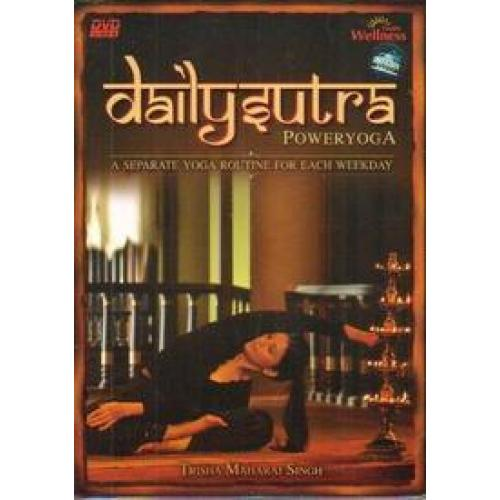 Daily Sutra (Power Yoga) - Trisha Maharaj Singh DVD