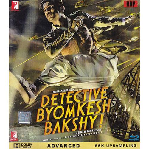 Detective Byomkesh Bakshy! - 2015 (Hindi Blu-ray)