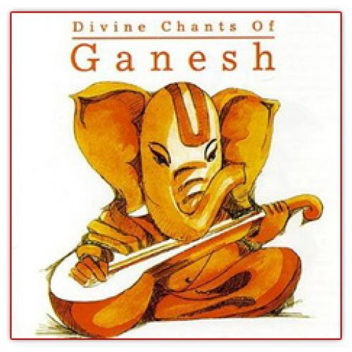 Divine Chants of Ganesh - Uma Mohan (Spiritual) Audio CD