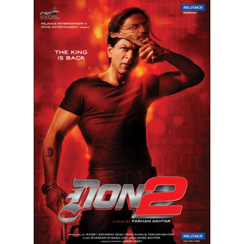 Don 2 - 2011 (Hindi Blu-ray)