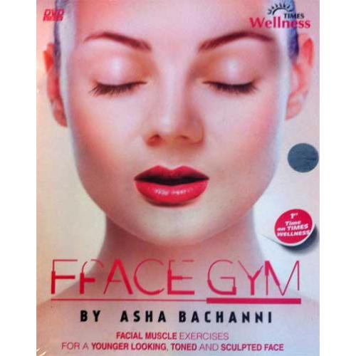 Fface Gym by Asha Bachanni (Facial Muscle Excercises) DVD