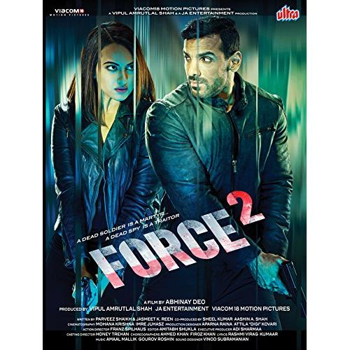 Force 2 - 2016 (Hindi Blu-ray)