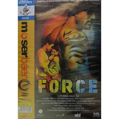 Force - 2011 DVD