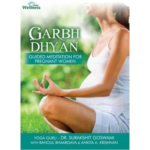 Garbh Dhyan - Guided Meditation For Pregnant Women Audio CD
