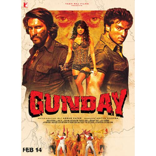 Gunday - 2014 (Hindi Blu-ray)
