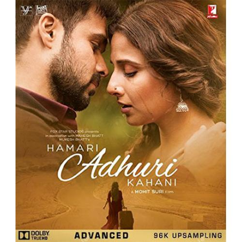Hamari Adhuri Kahani - 2015 (Hindi Blu-ray)
