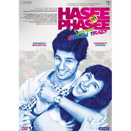 Hasee Toh Phasee - 2014 DVD