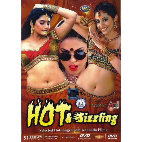 Hot & Sizzling - Selected Hot Video Songs Collection DD 5.1 DVD