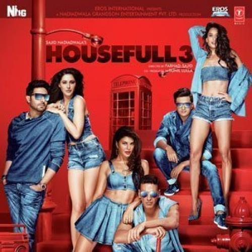 Housefull 3 - 2016 (Hindi Blu-ray)