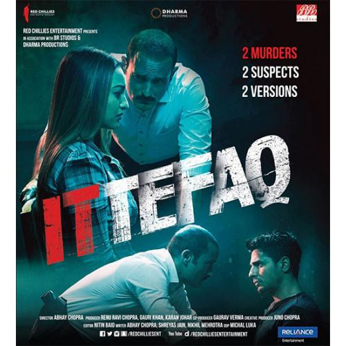 Ittefaq - 2017 (Hindi Blu-ray)