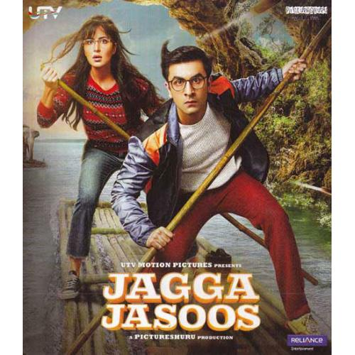 Jagga Jasoos - 2017 (Hindi Blu-ray)