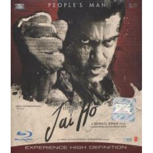 Jai Ho - 2014 (Hindi Blu-ray)