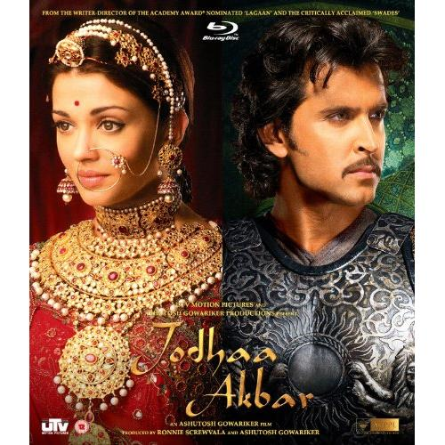 Jodhaa Akbar - 2008 (Hindi Blu-ray)
