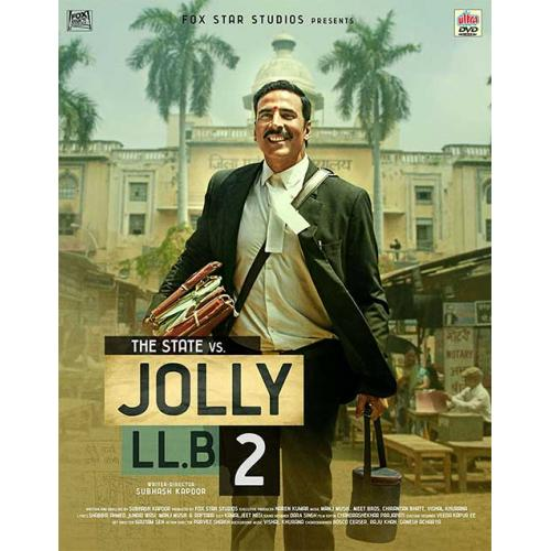 Jolly LL.B 2 - 2017 (Hindi Blu-ray)