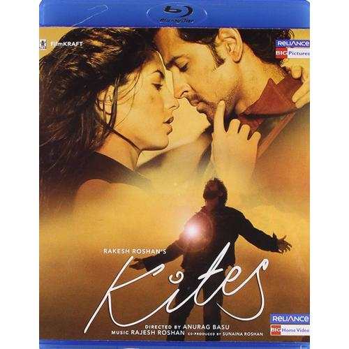 Kites - 2010 (Hindi Blu-ray)