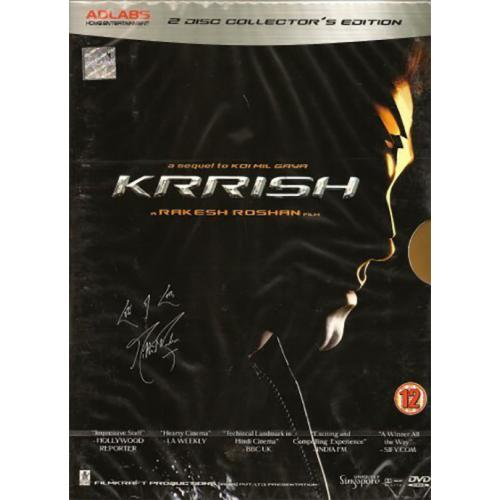 Krrish - 2006 DVD (Special Edition)