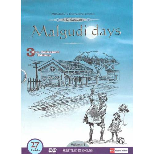 Malgudi Days Vol 1 (3 DVD Set) 27 Episodes