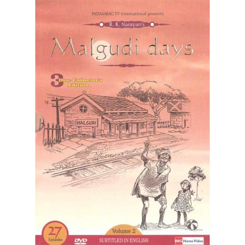 Malgudi Days Vol 2 (3 DVD Set) 27 Episodes