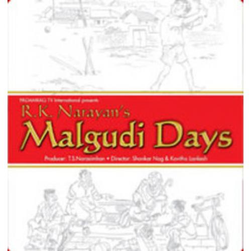 Malgudi Days Vol 1 & 2 (6 DVD Set) 54 Episodes Edition