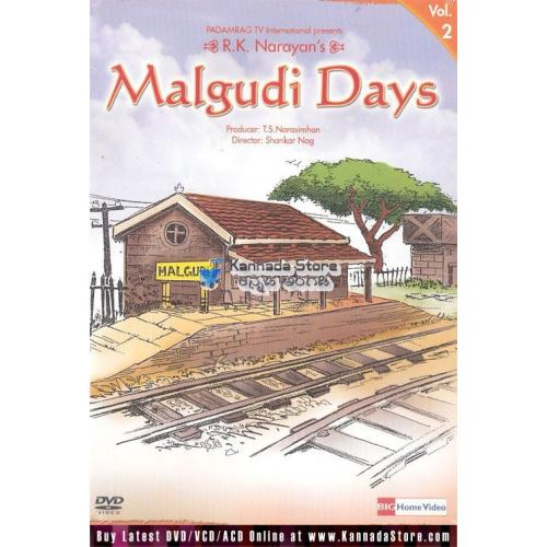 Malgudi Days (Single DVD) 9 Episodes - Vol 2