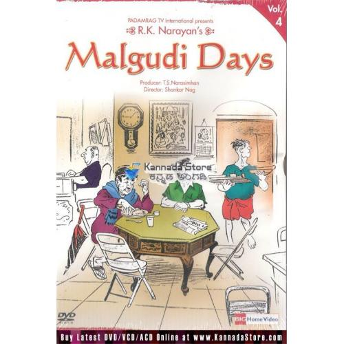 Malgudi Days (Single DVD) 9 Episodes - Vol 4