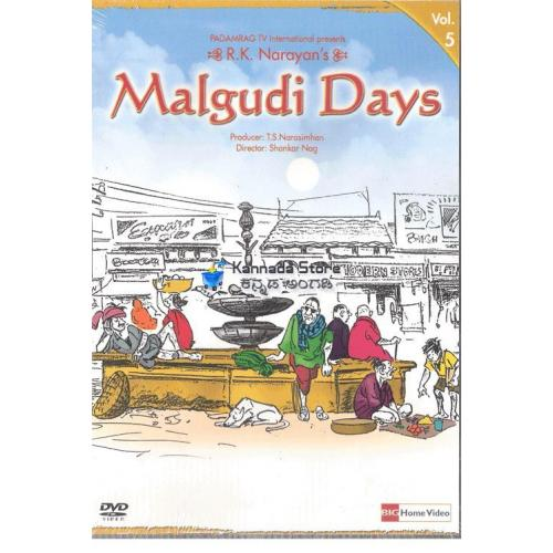 Malgudi Days (Single DVD) 9 Episodes - Vol 5