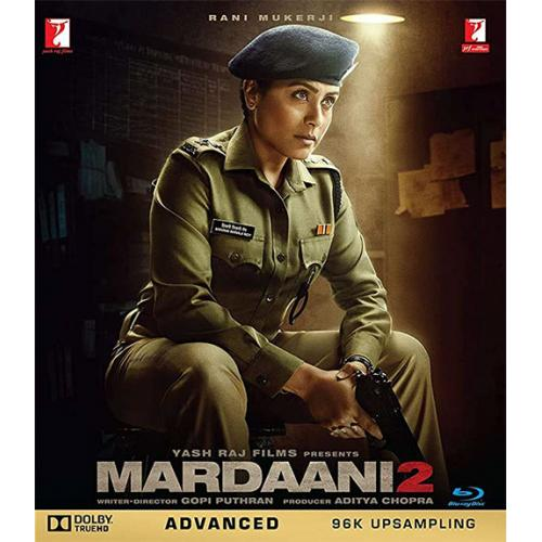 Mardaani 2 - 2019 (Hindi Blu-ray)