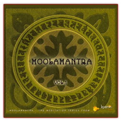 Moolamantra Vol 1 (Spiritual) Audio CD