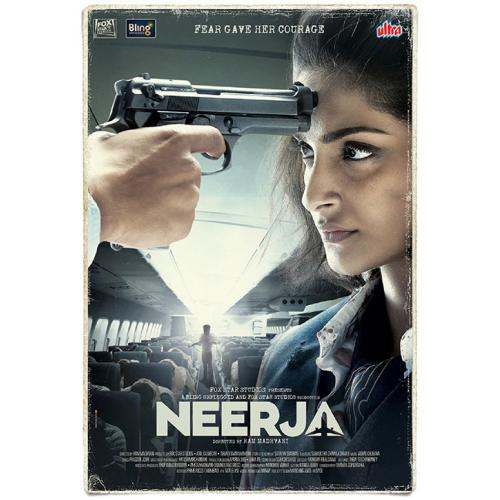 Neerja - 2016 (Hindi Blu-ray)