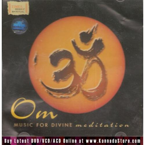 OM - Music for Divine Meditation - Ashit Desai Audio CD