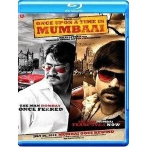 Once Upon A Time In Mumbaai - 2010 (Hindi Blu-ray)