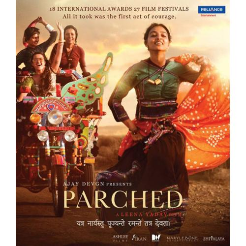 Parched - 2016 (Hindi Blu-ray)
