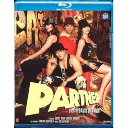 Partner - 2007 (Hindi Blu-ray)