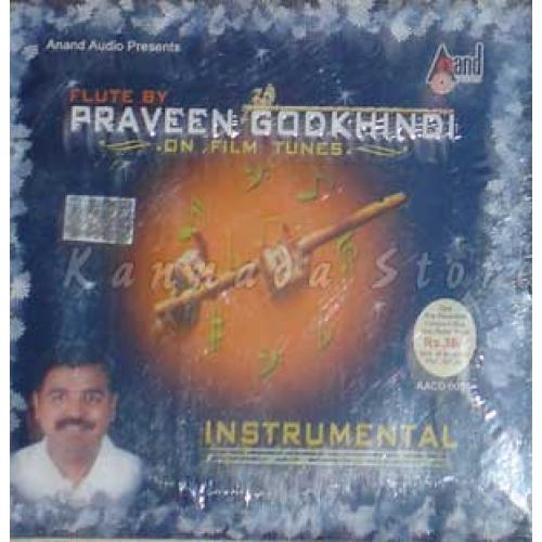 Praveen Godkhindi Instrumental on Film Tunes - Part 1