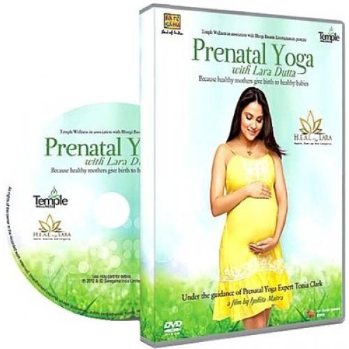 Prenatal Yoga With Lara Dutta (2012) DVD