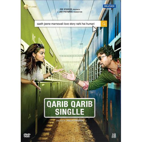 Qarib Qarib Single - 2017 DVD