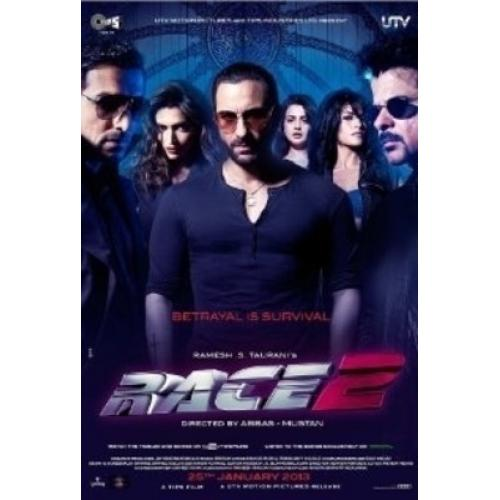 Race 2 - 2013 (Hindi Blu-ray)
