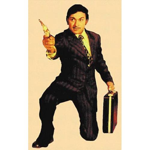 Dr. Rajkumar Action Movies DVD Vol 1