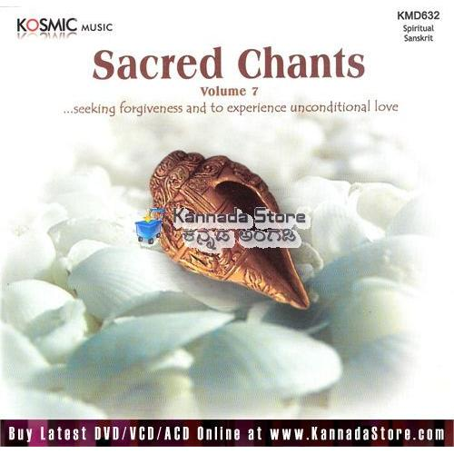 Sacred Chants Vol 7 - Seeking Forgiveness & Love Audio CD